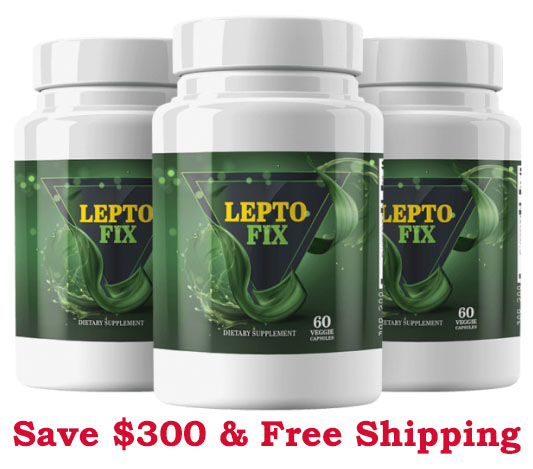 Trying Hard to Make Your Body Fat Free? Order leptofix Now